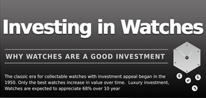 Investeren in Horloges